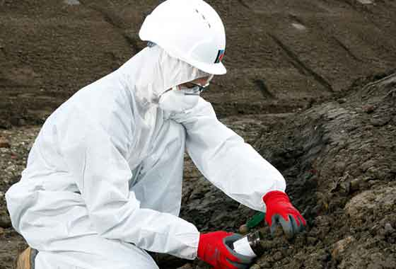 Professional Soil Remediation Service