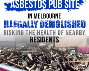 aware-asbestos-pub-site-in-melbourne-illegally-demolished-risking-the-health-of-nearby-residents