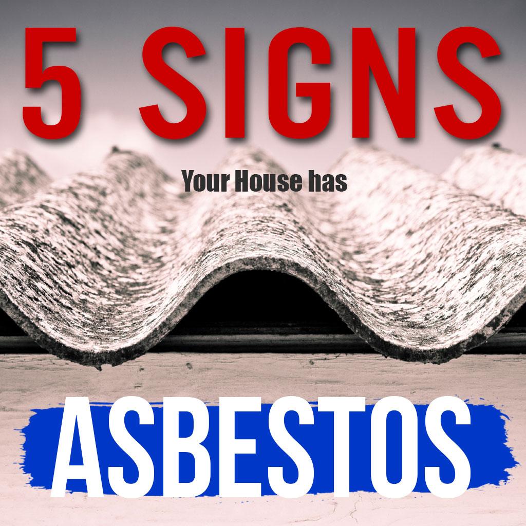 5 Signs Your House Has Asbestos Australia Wide Asbestos Removal Encapsulation