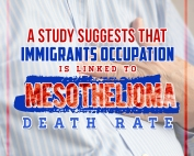 A Study Links Immigrants' Occupation to Mesothelioma Death Rate