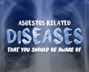 Asbestos Related Diseases that You Should be Aware Of