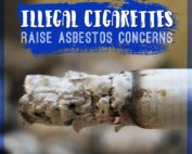 Illegal Cigarettes Raise Asbestos Concerns