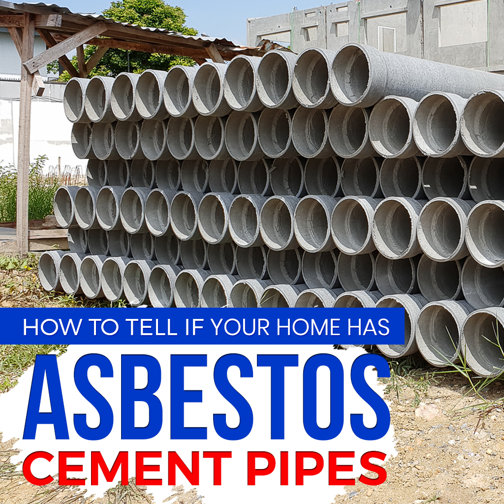 How to Tell if Your Home Has Asbestos Cement Pipes