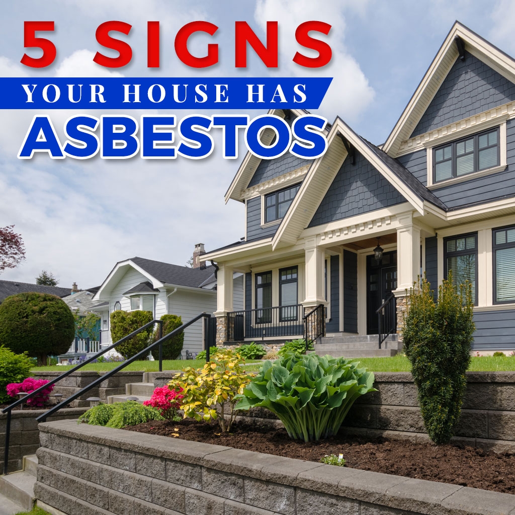 5 Signs Your House Has Asbestos