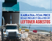 Karratha-Tom-Price-Road-Project-Delayed-by-Leftover-Asbestos-Featured-Image