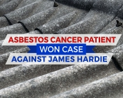 Asbestos Cancer Patient Won Case Against James Hardie