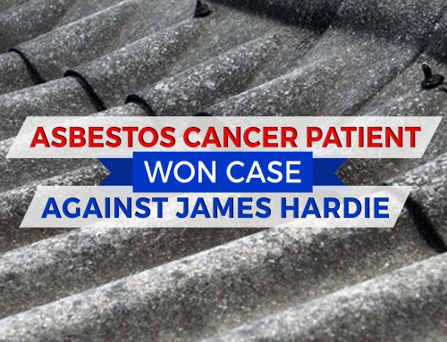 Asbestos Cancer Patient Won Case Against James Hardie