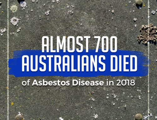 Almost 700 Australians Died of Asbestos Disease in 2018